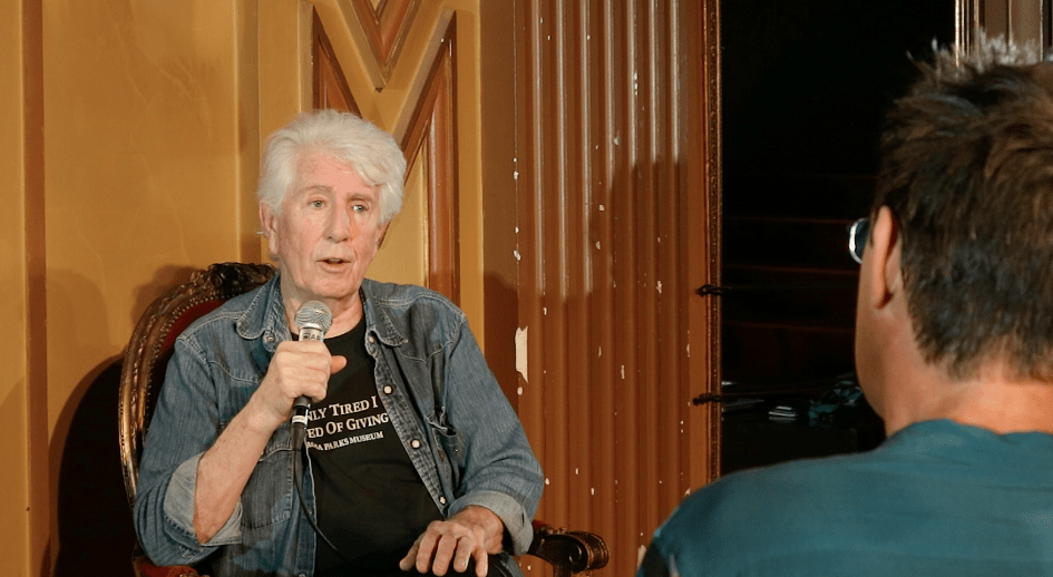 Graham Nash – 2 Meter Sessies