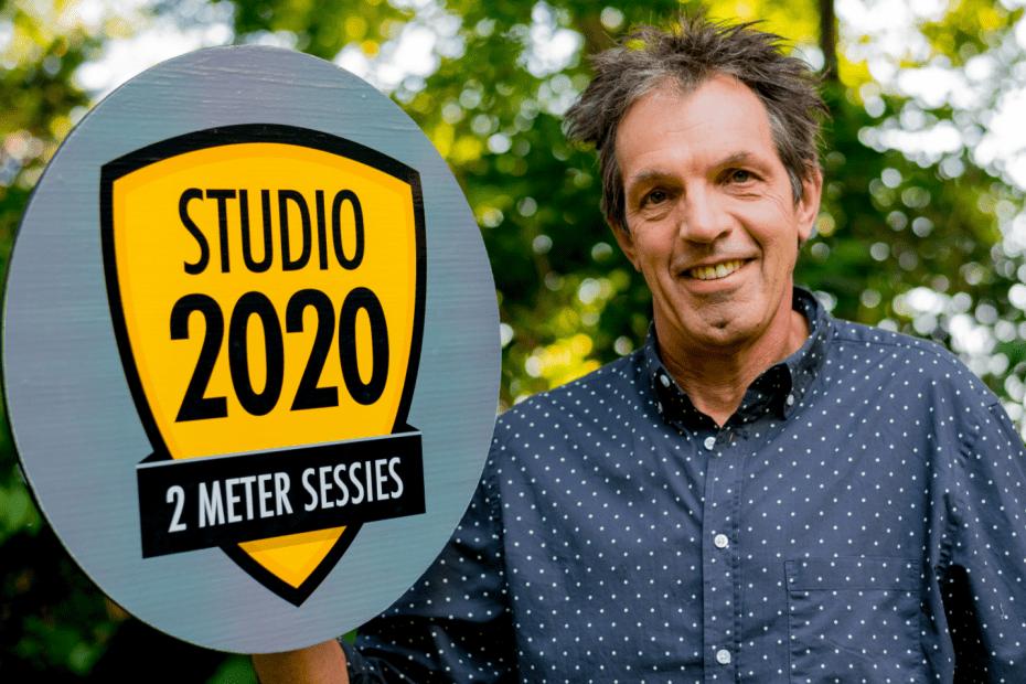 2 Meter Sessies - Studio 2020