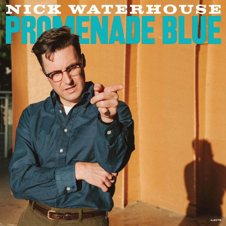 cover Nick Waterhouse – Promenade Blue